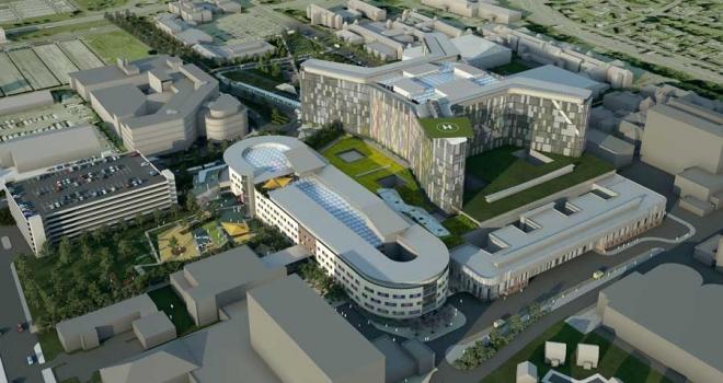 The Queen Elizabeth University Hospital