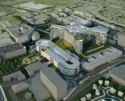 The Queen Elizabeth University Hospital